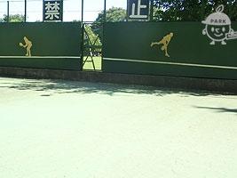テニス練習ボード