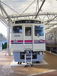 6438号車 デハ6400形