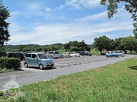 野球場・テニスコート利用者用駐車場