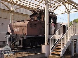 電気機関車EB101
