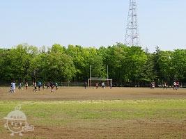 サッカー・ホッケー場(有料・要予約)