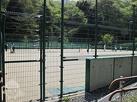 相原中央テニスコート