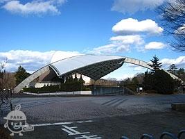 野外コンサート場