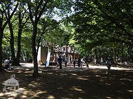 アスレチック広場