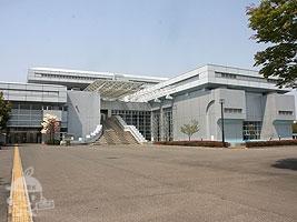 行田グリーンアリーナ(総合体育館)
