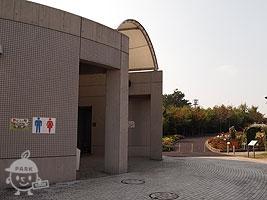 南広場にあるトイレ