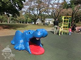 コバトン広場(幼児向け遊具)