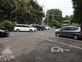 少年の森駐車場