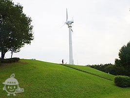 風力発電システム「ウィンちゃん」