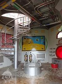 宇宙探査複合遊具