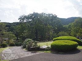 園内の様子