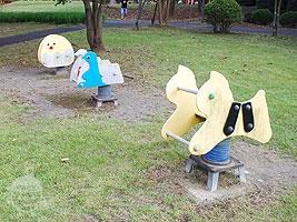 スプリング遊具(ひよこ・ペンギン・うま)