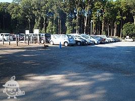 市民の森駐車場