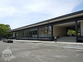 中央休憩所(日本庭園)