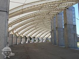 列柱廊(れっちゅうろう)