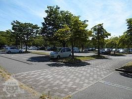 スポーツ公園駐車場