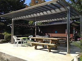 公園の駅「おうせ茶屋」