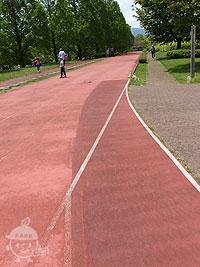 100m走路