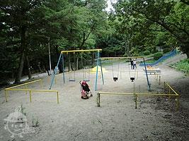 幼児遊具コーナー