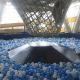 青白ボールプール