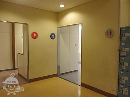 6階トイレ