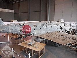 【特別展示】旧日本陸軍一式双発高等練習機(キ54)