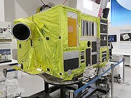 電波天文観測衛星「はるか」熱構造モデル