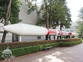 M-3SⅡロケット(模型)