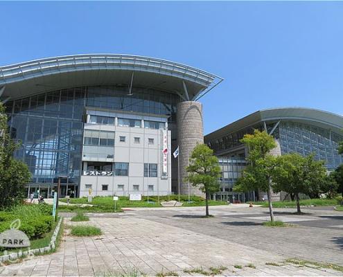 総合体育館・屋内水泳プール