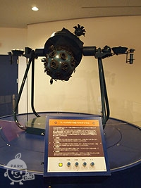 プラネタリウムの装置