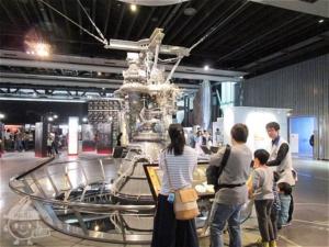 H-IIAロケットのメインエンジン