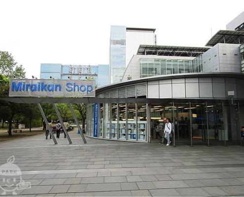 ミュージアムショップ「Miraikan Shop」