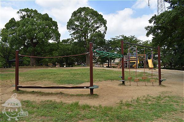 柏ふるさと公園・遊具