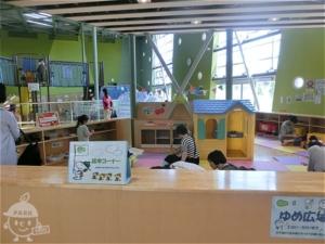 ゆめ広場・おもちゃコーナー