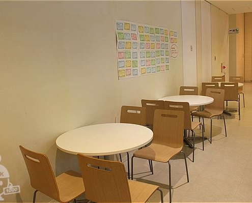 4F・飲食スペース