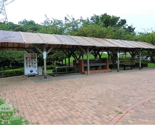 富士公園・炊事場