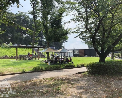 バーベキュー広場(要予約)