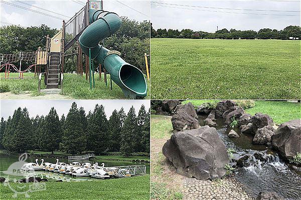 加須はなさき公園