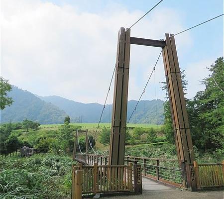 森のわたり橋