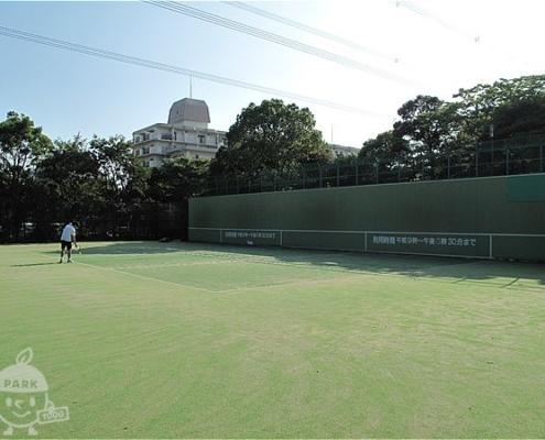 ファミリースポーツ広場・壁打ちテニス