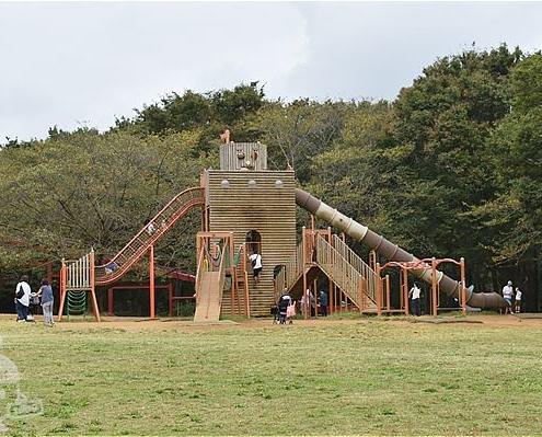 【ワンパク王国ゾーン】じゅえむタワー
