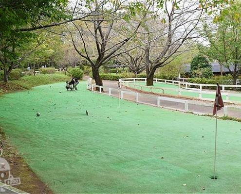 ミニパターゴルフ広場