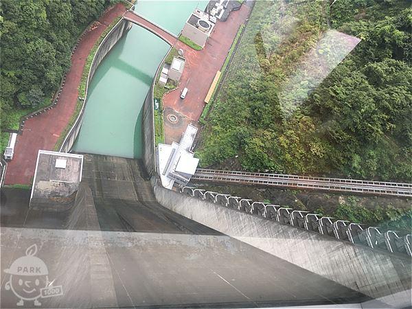 展望塔からの眺め