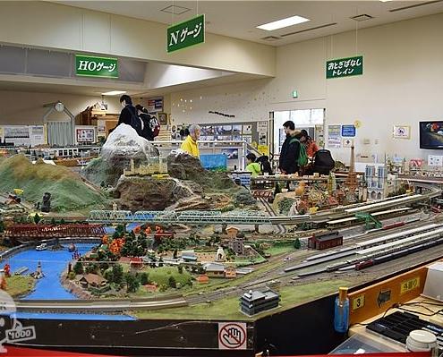 鉄道模型の部屋・Nゲージ