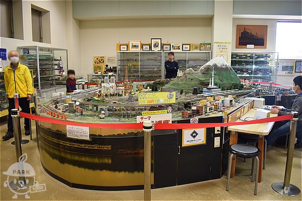 2階 鉄道模型の部屋