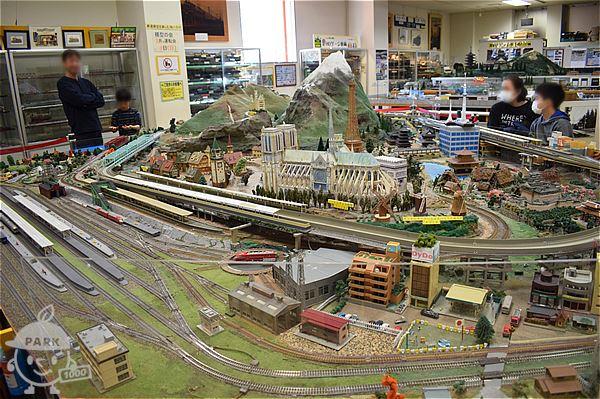 鉄道模型の部屋