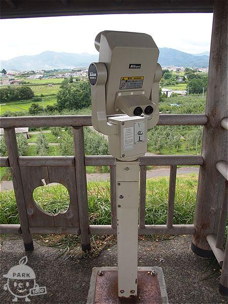 100円望遠鏡