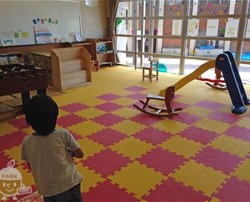 キューブ1(図書とおもちゃの部屋)