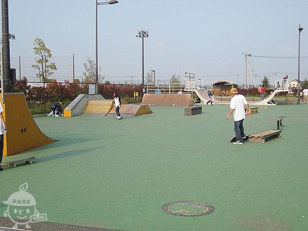 スケーティング場